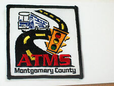 Atms Montgomery County Transportation Patch, (* #3019) *
