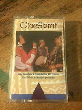 One Spirit Gardner Abena World Flutes and percussion cassette