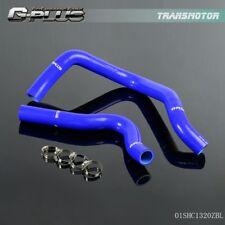 For Honda Civic 92-95 SIR SIR-II Del Sol 93-97 EG6 B16A Silicone Radiator Hose