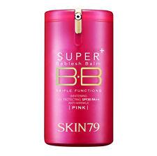 [SKIN79] Hot Pink Super Plus Beblesh Balm Triple Functions SPF30 40g BB Cream