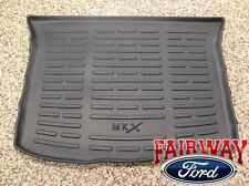 11 thru 15 Mkx Oem Lincoln Black Trunk Cargo Area Protector Mat Liner New