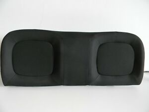 Back Seat Rear Smart W 453 Forfour Black No:74