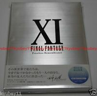 New FINAL FANTASY XI Vana`diel no Okurimono Soundtrack Blu-ray Japan SQEX-20024
