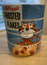 Vintage Kelloggs Frosted Flakes Bowls Lot of Four 2008