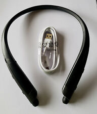 New listing Black Lg Tone Platinum+ Plus Hbs-1125 Wireless Headset - Works but Sold-As-Is
