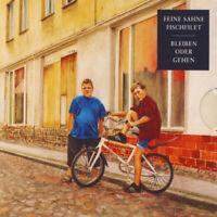Feine Sahne Fischfilet - Bleiben Oder Gehen (CD - 2015 - EU - Original)
