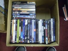 (48) Halloween Horror DVD Lot: Texas Chainsaw Descent Ring Saw Jaws Poltergeist