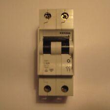Siemens L16A 5SX1 2-Pol Leitungsschutzschalter, Circuit Breaker, L16 Automat