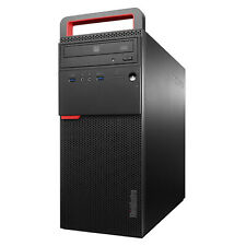 Lenovo ThinkCentre M700 i7 6700 8GB DDR4 RAM 256GB SSD Windows 10 Pro Desktop PC