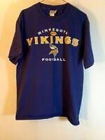 Minnesota Vikings NFL Football T Shirt Mens Size Medium M