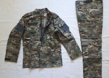 Russian army Spetsnaz Tactical uniform MULTICAM Original Camo Set BDU Size 54-5