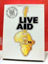 Live Aid July 13 - 1985 (DVD, 2004, 4-Disc Set)