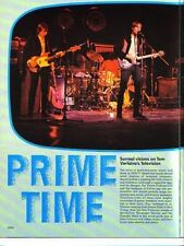 Television Magazine Feature Tom Verlaine