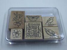 Stampin' Up! Natural Beauty Stamp Set