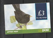 Ireland Booklet 1998 Bird £3, ( No 1038ab ) SG SB 67