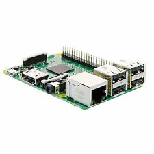 Raspberry Pi 3 Model B Quad Core 64 Bit 1GB WIFI Motherboard PC Computer