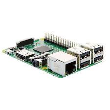 Raspberry Pi 3 Model B Quad Core 64 Bit 1GB WIFI Motherboard PC Computer