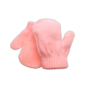 Children Toddler Winter Gloves Mittens Knitted for Winter Boys Girls 0-6 Months
