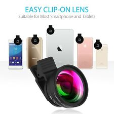 Cell Phone Camera Lens 2 In 1 Clip-on/Lente para cámara de celular,big zoom!