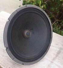 "A+ ROLA 27457 12"" Hammond Ribbed Cone Alnico Speaker 14.5 DCR"