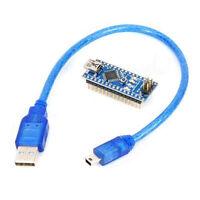 Mini USB Nano V3.0 ATmega328P CH340 5V 16MHz controller Platine Arduino-UK
