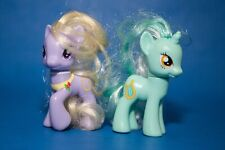 My Little Pony LYRICA LILAC LYRA HEART STRINGS Friendship Is Magic G4 TRU 2013