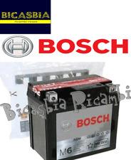 10891 - BATERÍA BOSCH YTZ7S-BS Honda SH i Modo - 125 cc - años: 2013