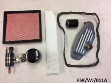 Filters Service KIT Jeep Grand Cherokee WJ 4.7 HIGH OUTPUT 2002-2004 FSK/WJ/011A