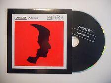 CHEVALREX : FUTURISME ♦ CD ALBUM PORT GRATUIT ♦