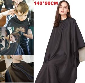 Professional Hair Cutting Gown Salon Barber Hairdressing Unisex Cape Apron Kids