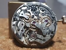 orologio cronografo landeron 39 MOVIMENTO +dial bilanciere ok