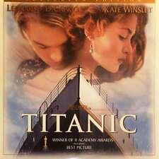 Leonardo DiCaprio Titanic Hand Signed Autographed Blue Ray DIsc Album COA Proof