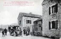 CPA 09 Environs d'Ax les Thermes et de l'Hospitalet Col du Puymorens Passage de