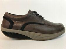 Mens MBT Walking Toning Shoes Size  11 - 11.5 Brown 400126-130 Excellent