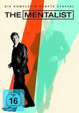 The Mentalist. Staffel.5, 5 DVDs