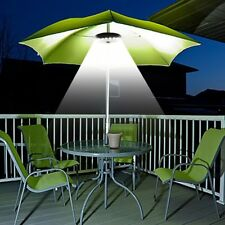Patio Umbrella UFO Light Led Outdoor Furniture Camping Night Light Cordless Clip