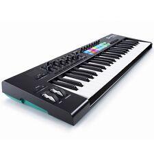 Novation Launchkey 49 MK2 USB/MIDI 49-Key Ableton Production Keyboard Controller