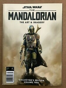 STAR WARS THE MANDALORIAN ART & IMAGERY VOL 2 PX EXCLUSIVE VARIANT - GROGU (VF)