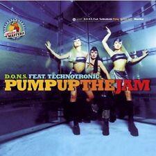 D.O.N.S. Pump up the jam (1998, feat. Technotronic) [Maxi-CD]