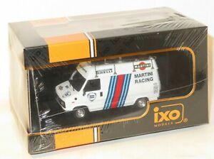 1/43 FIAT Ducato  Assistenza  Lancia Martini Racing 1984