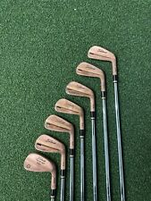 Titleist 714 MB Custom Forged Copper Plated Iron Set
