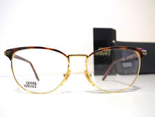 Gianni Versace Real Vintage Eyeglasses Montatura Occhiali V62 Made in Italy MINT