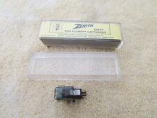 NOS Zenith Stereo Cartridge Shure M189  M-81CS Needle NEW