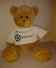 """Animal Alley Teddy Bear Friends Forever 16"""" Plush Geoffrey Toys R Us"""
