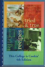 *CLARKSVILLE GA 2003 NORTH GEORGIA TECHNICAL COLLEGE COOK BOOK *STAFF & STUDENTS