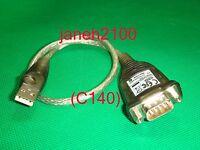 Tripp Lite U209-000-R RS232 DP9 To USB Windows XP Vista Windows 7 Cable