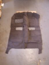 FORD THUNDERBIRD, MERCURY COUGAR 1989 - 1997 CHARCOAL CUT PILE CARPET
