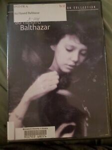 AU HASARD BALTHAZAR  Robert Bresson's Blu-ray special edition