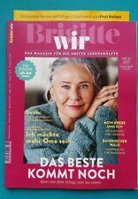 Brigitte WIR Nr.6/2017 Das Magazin für die 3. Lebenshälfte ungelesen 1A abs. TOP