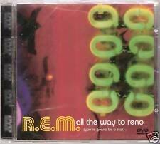 R.E.M. - All the Way to Reno (2001) UK DVD Single neuf dans sa boîte